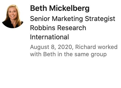 Beth Mickelberg Review