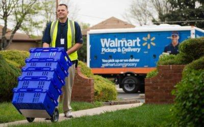What Walmart Needs to do to Beat Amazon