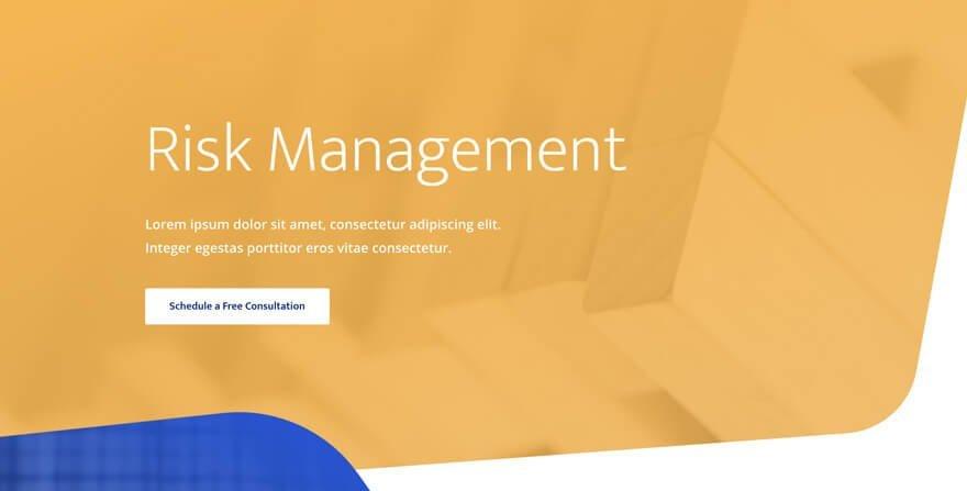 Risk Management Website